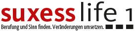 suxess-life – Intensiv-Seminar – Sinn finden, Berufung leben. Logo